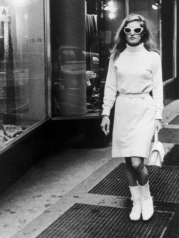 Histoire de la mode: années 60: encore un pas de plus dans l'immodestie