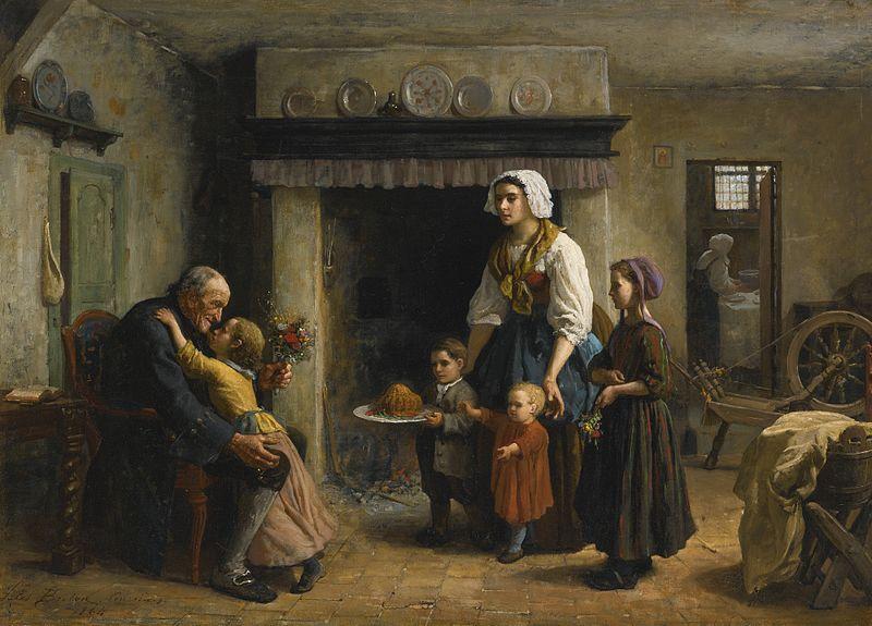 Modestie féminine dans la peinture