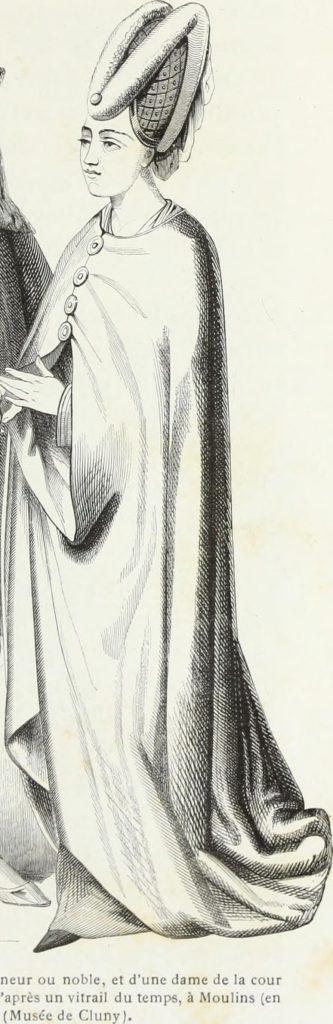 La modestie au Moyen-âge