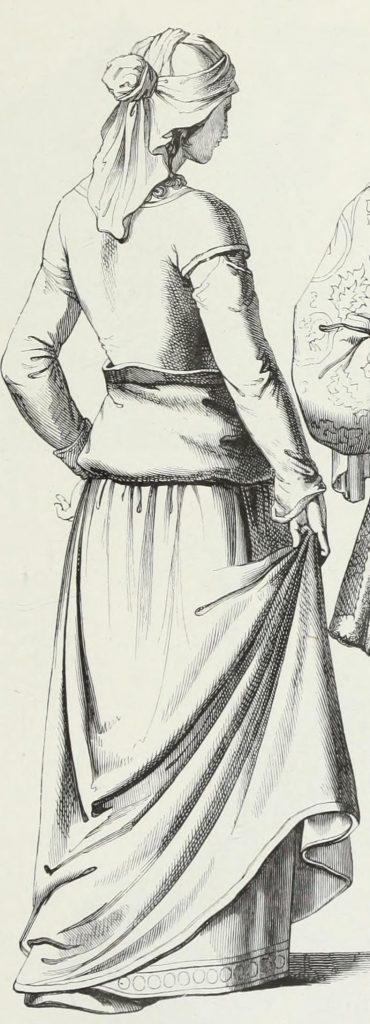 Histoire de la mode: modestie au Moyen-âge