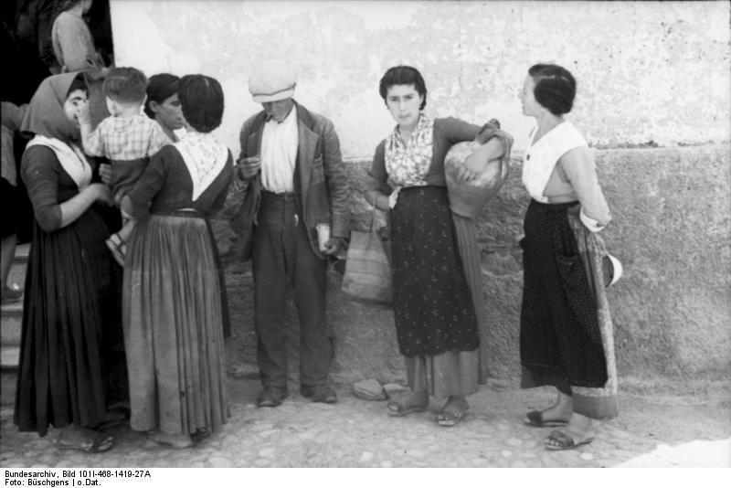 Femmes modestes en Italie