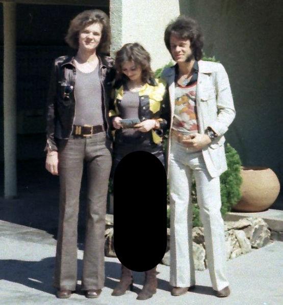 Mode années 70