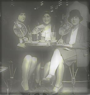 Jeunes femmes en 1928