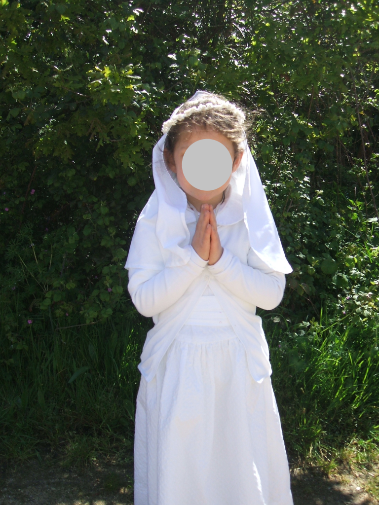 Robe de Communion