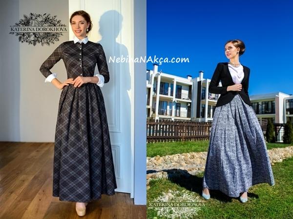 Jolies robes et jupes bien longues