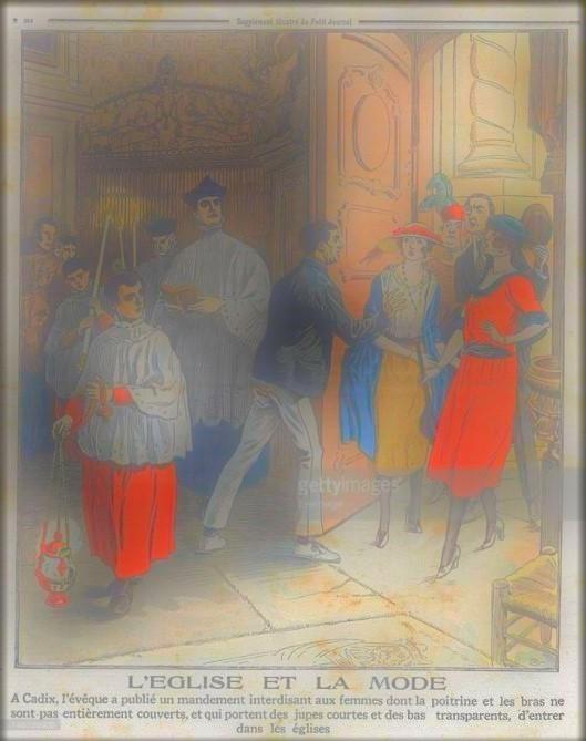 Mandement contre l'indécence par l'Evêque de Cadix