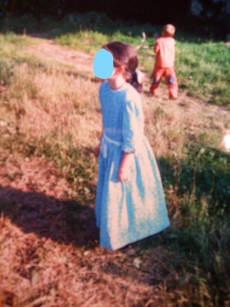 Modestie chrétienne: robe pour petite fille